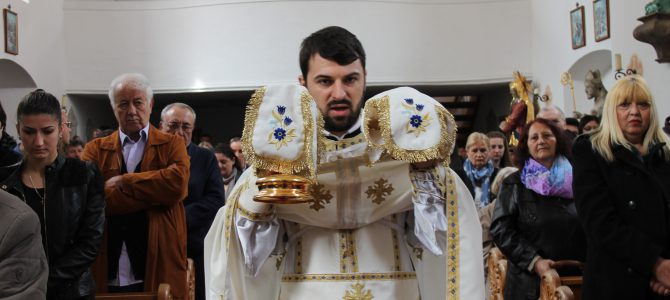 Опроштајне службе свештеника Бојана Симића