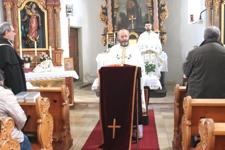 Patronatsfest der serbisch-orthodoxen Gemeinde von Regensburg 26.02.17