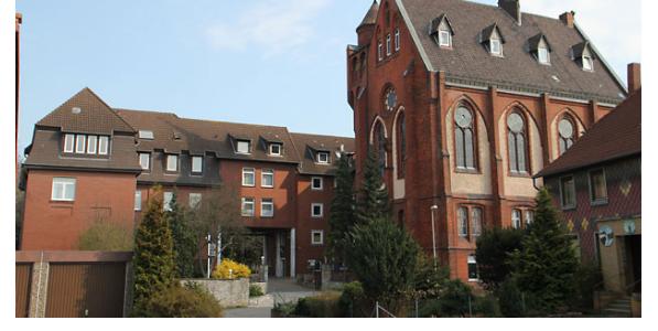 Обновимо манастир у Хилдесхајму