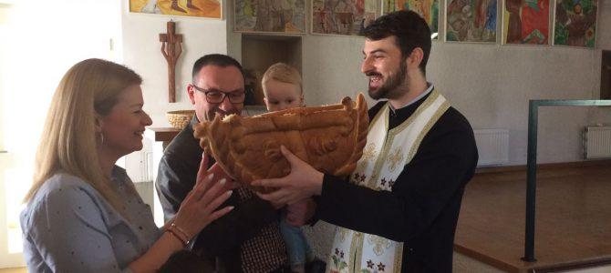 Прослава Св. Василија Острошког у Ландсхуту