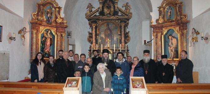 Посета Његовог Преосвештенства Андреја Регенсбургу