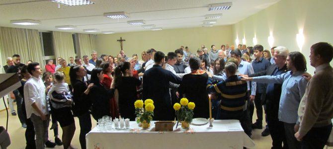 Црквена слава у Фрајсингу