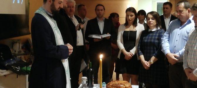 Прослава Св. Саве у Бургхаусену