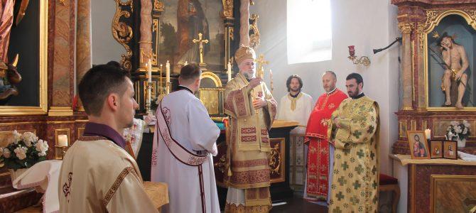Црквена слава у Регенсбургу