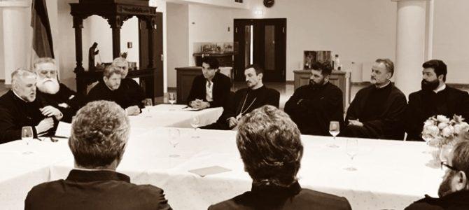 Братско сабрање и исповест свештенства Епархије диселдорфске и немачке