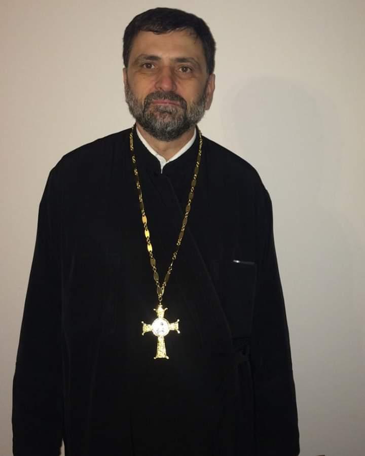 Protojerej stavrofor Milorad Jovanović